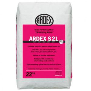 Ardex S 21 Rapid Hardening Floor