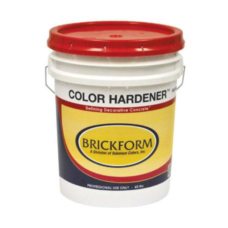 Brickform Color Hardener