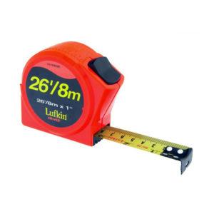 25mm (1″) x 8m (26′) Hi-Viz® Orange Series 1000 Power Tape