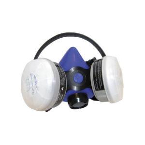 Pro blue halfmask respirator