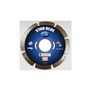 Diamond Blade 4″ Dry Star Blue