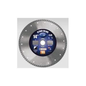 Diamond blade 7 turbo star blue