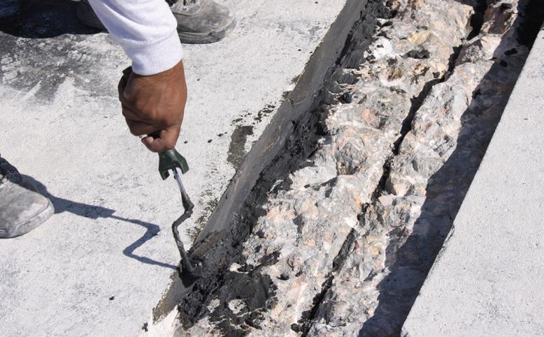 Concrete Repair: Ardex Concrete Repair