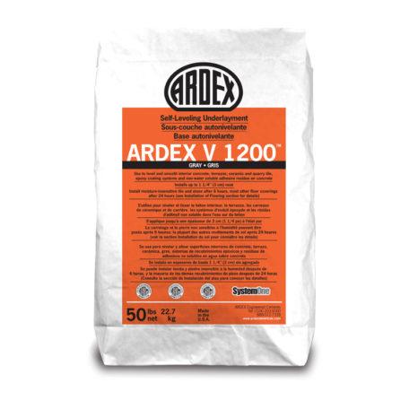 Ardex V 1200 Self-Leveling Underlayment