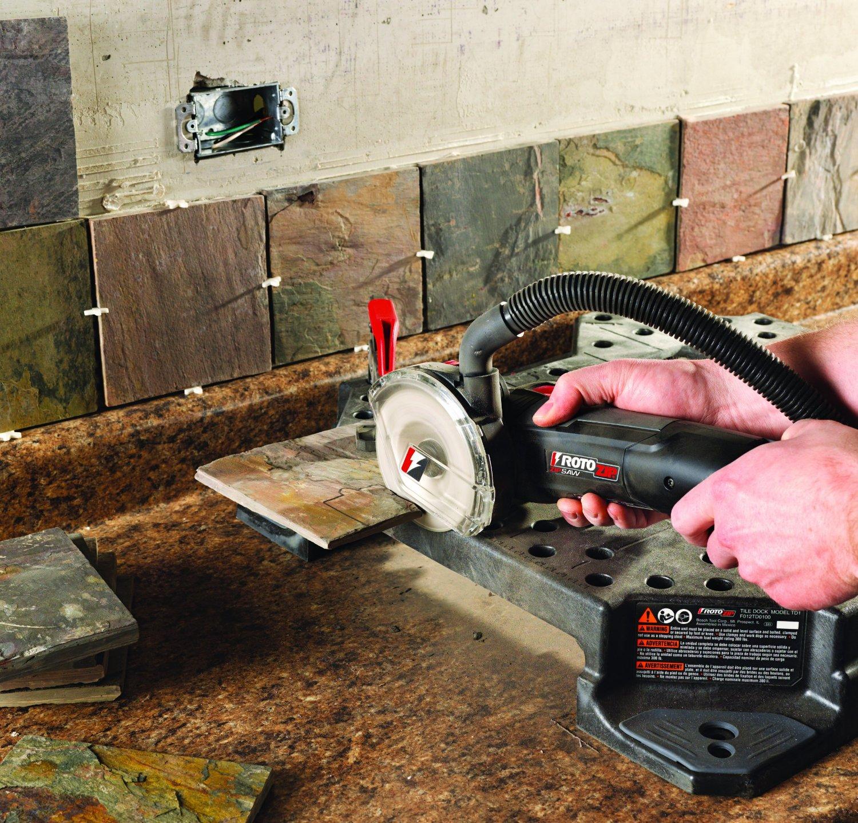 Rotozip Tile Kit Cutting
