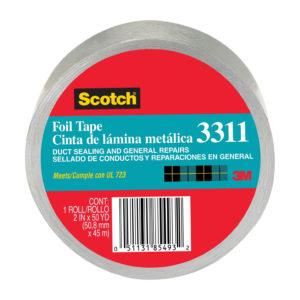3311 Sctoch Foil Tape