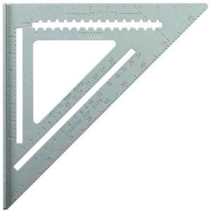 """Aluminum Rafter Square 12"""""""