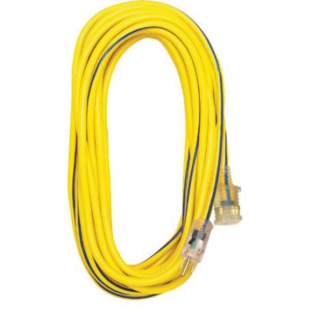 Power Cord Ug 100' 12/3