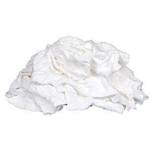 Rags White 50#