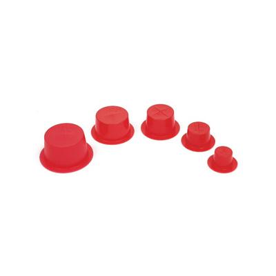 Adhesive Retaining Cap