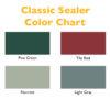 Classic Sealer Color 1