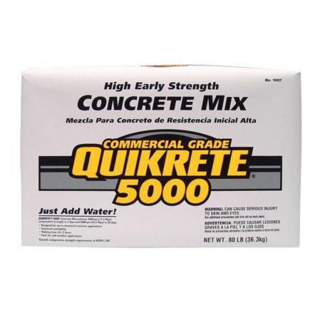 Concrete Mix 5000