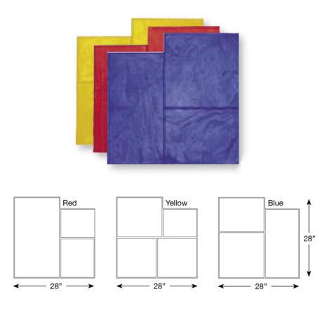 Large Ashlar Cut Slate Mat
