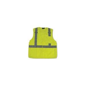 Rain Body Vest Only Class 3 Lge