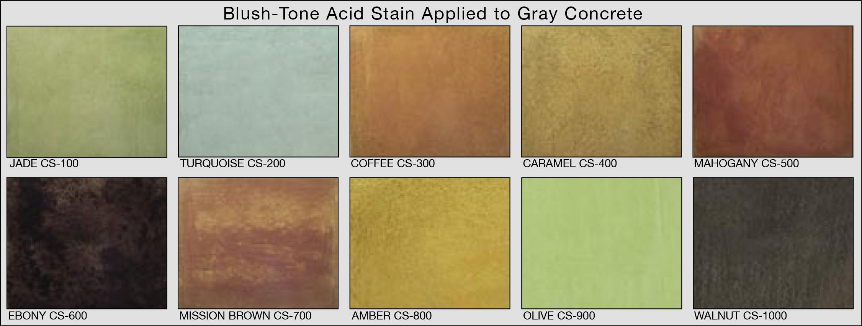 Blush tone acid stain muller construction supply blush tone acid stain applied to gray concrete nvjuhfo Images