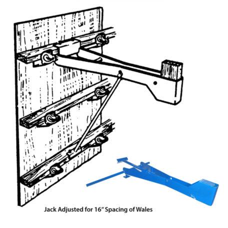 A89 Jahn Scaffold Jack