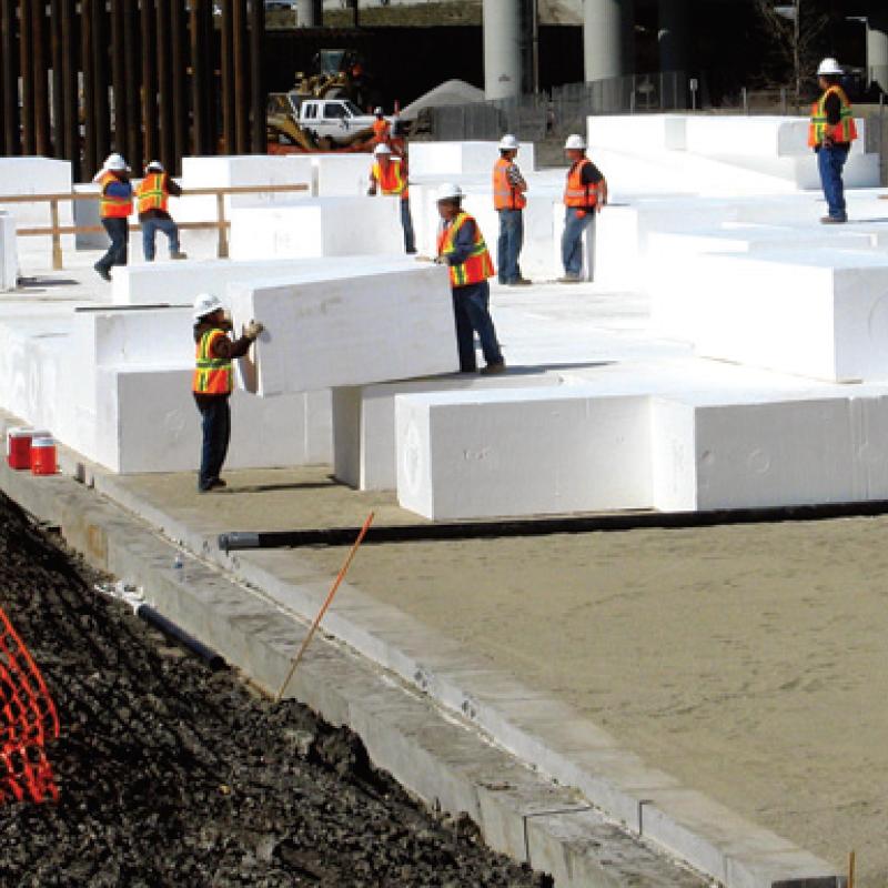 Foam-Control® EPS Geofoam – Muller Construction Supply
