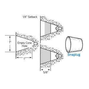 Snaplugs