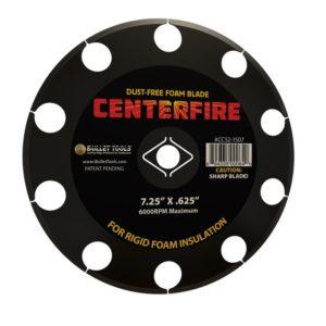 Centerfire Foam Blade