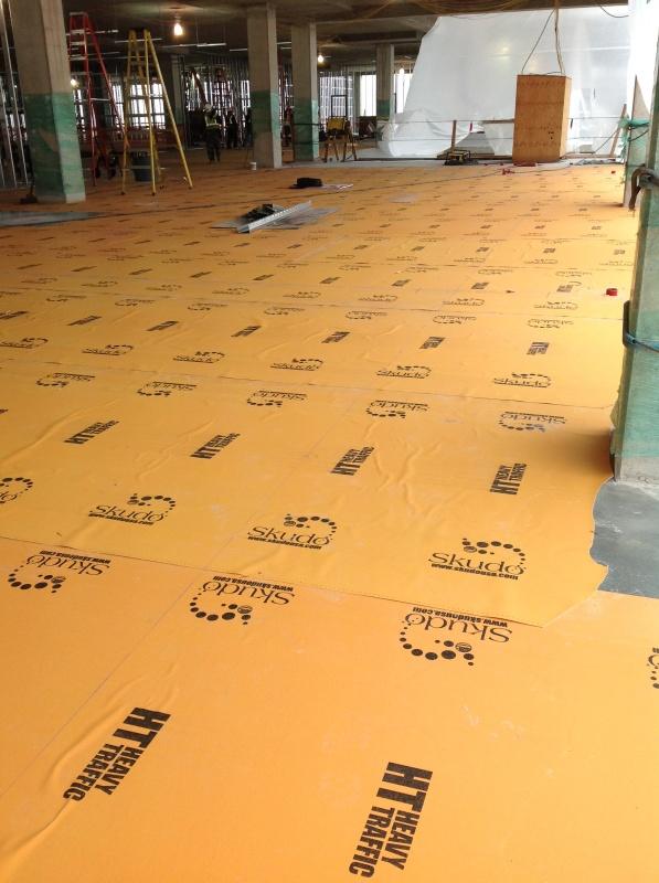 Skudo Commercial Mat System Muller Construction Supply